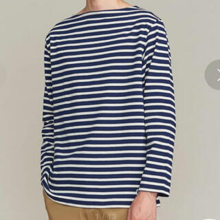 オーシバル(ORCIVAL)のボーダーカットソー/ORCIVAL(Tシャツ/カットソー(七分/長袖))