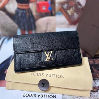 LOUIS VUITTON - 【正規品】極美品✨LOUIS VUITTON 長財布 ポルトフォイユ ロックミー