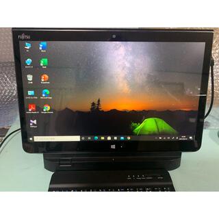 富士通 - 大型タブレット ARROWS Tab Q775/K 13.3型 office付