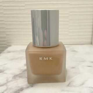 RMK - rmk リクイドファンデーション102