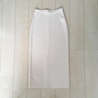 TOMORROWLAND - ☆未使用☆ トゥモローランド ソフトジャージータイトスカート