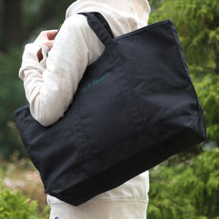 エルエルビーン(L.L.Bean)のエルエルビーン グロサリートートバッグ!パタゴニアColumbiaノースフェイス(トートバッグ)
