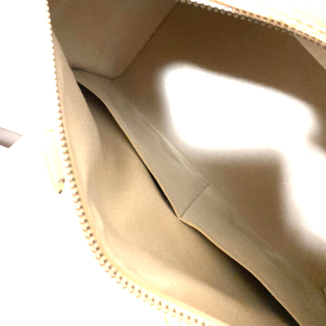 LOUIS VUITTON(ルイヴィトン)の【正規品】LOUIS VUITTON ★スピーディー ヴァニラホワイト★希少 レディースのバッグ(ハンドバッグ)の商品写真