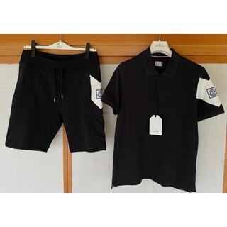 モンクレール(MONCLER)の国内正規品 モンクレール ガムブルー  ポロシャツ&ショートパンツ セット(ポロシャツ)
