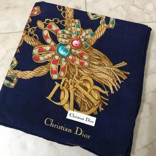 Christian Dior - クリスチャン・ディオール ヴィンテージ 希少品 レア ハンカチ