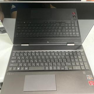 HP - Ryzen7 HP ENVY x360 15ノートパソコン office付き