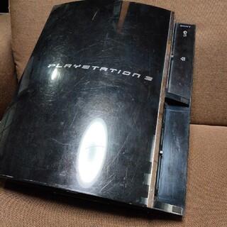 プレイステーション3(PlayStation3)のプレイステーション3 本体のみ ジャンク(家庭用ゲーム機本体)