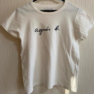agnes b. - アニエスベー agnes b.  ロゴTシャツ Tシャツ