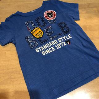 DOUBLE.B - ダブルビー ペイズリー Tシャツ 110 ミキハウス