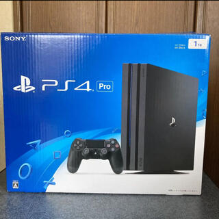 PlayStation4 - PS4 PRO 1TB  PlayStation4 PRO 本体