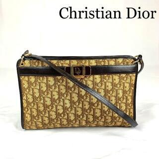 Christian Dior - Christian Dior   VINTAGE トロッター ショルダーバッグ