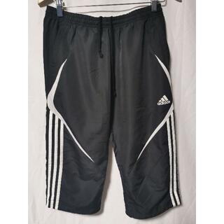 adidas - adidas climalite ハーフパンツ 七分丈 メンズ L