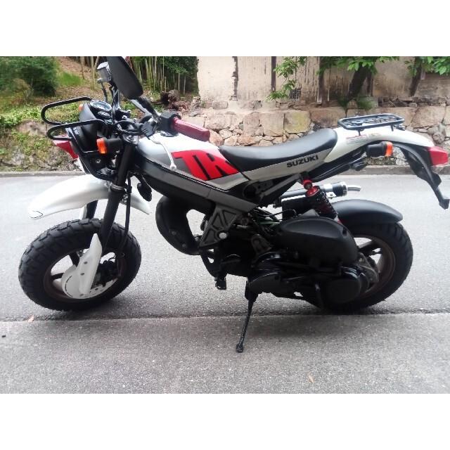 スズキ(スズキ)のストリートマジック110 自動車/バイクのバイク(車体)の商品写真