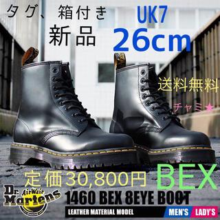 ドクターマーチン(Dr.Martens)の【新品】ドクターマーチン ブーツ 1460 BEX 8ホールブーツ【26cm】(ブーツ)