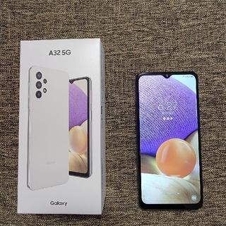 Galaxy - GALAXY A32 5G ホワイト