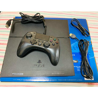 PlayStation4 - SONY PlayStation4 CUH-1200BB01
