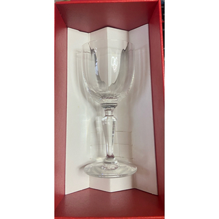 バカラ(Baccarat)のバカラ   ナポリ ワイングラス   since  1991(グラス/カップ)