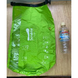 【美品】旅行用洗濯袋 Scrubba Washbag スクラバ ウォッシュバッグ(旅行用品)
