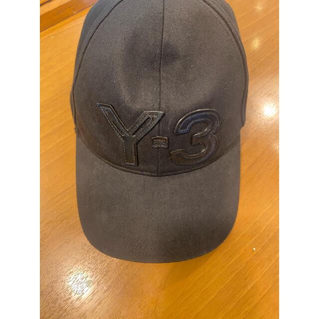 Y-3(ワイスリー)のy-3 キャップ ★良品です★ メンズの帽子(キャップ)の商品写真