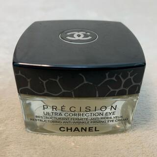 シャネル(CHANEL)のシャネル Precision UltraCorrection Eye cream(アイケア/アイクリーム)