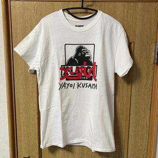 XLARGE - エクストララージ/エックスガール/草間彌生 トリプルネームTシャツ