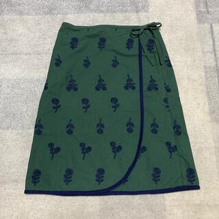 mina perhonen - ミナペルホネンlaundryスカート