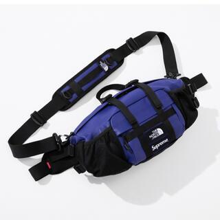 シュプリーム(Supreme)のSupreme/The North Face Leather Waist Bag(ボディーバッグ)
