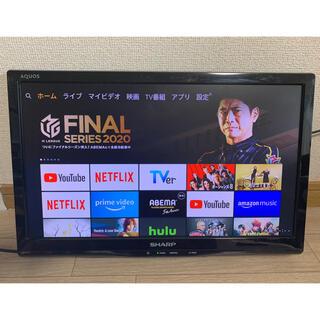 AQUOS - シャープ AQUOS アクオス 19インチテレビ LC-19K90 2013製