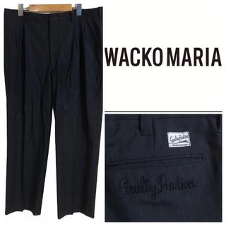 WACKO MARIA - ワコマリア GUILTYPARTIES スラックス パンツ スーツ フォーマル