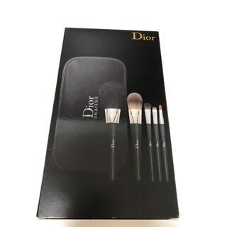 Christian Dior - ディオール バックステージ トラベル ブラシ セット
