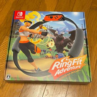 Nintendo Switch - フィットネスアドベンチャー