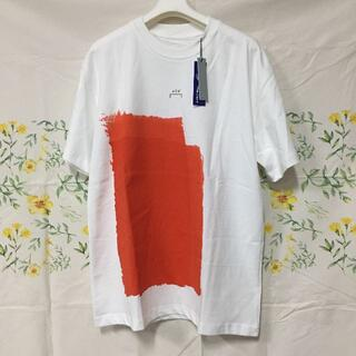 OFF-WHITE - A-COLD-WALL デザインTシャツ OFF-WHITE