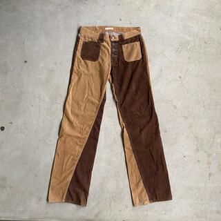 USED Switching pants