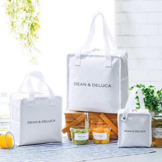 DEAN & DELUCA - DEAN&DELUCAの保冷バッグ 3個セットGLOW付録
