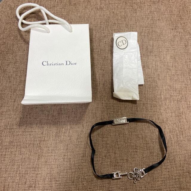 Christian Dior(クリスチャンディオール)のChristian Dior ネックレス チョーカー レディースのアクセサリー(ネックレス)の商品写真