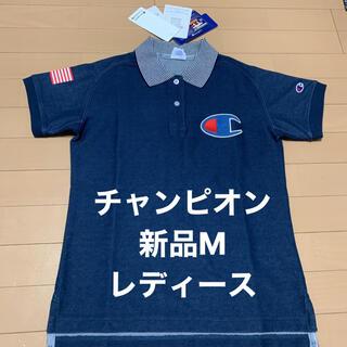 チャンピオン(Champion)の新品M チャンピオン Champion  ゴルフウェア 半袖シャツ ポロシャツ(ウエア)