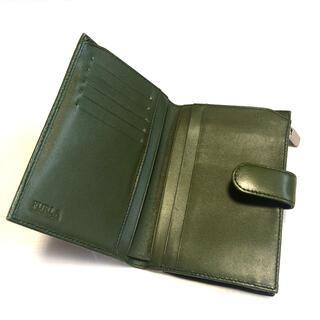 Furla - FURLA   二つ折り財布(オリーブグリーン)