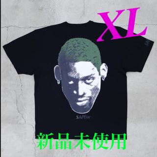 Supreme - SAPEur サプール ロッドマン Tシャツ ブラック