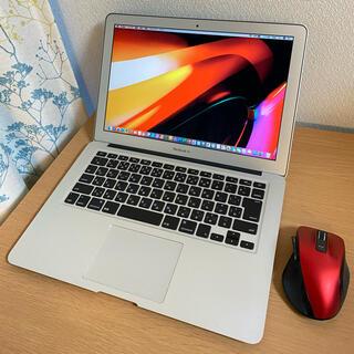 アップル(Apple)の美品MacBook Air i7/SSD256GB/2020年Office付き(ノートPC)