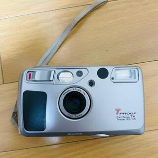 京セラ - KYOCERA T PROOF コンパクトフィルムカメラ