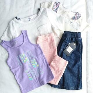 グローバルワーク(GLOBAL WORK)の女の子 90サイズ まとめ売り (Tシャツ/カットソー)