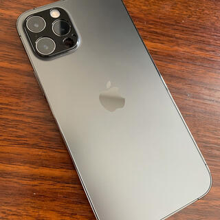 iPhone - iPhone12Pro 128GB SIMフリー グラファイト