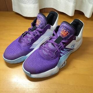 アディダス(adidas)のadidas D.N.O. lssue#1 mail man ドノバンミッチェル(バスケットボール)