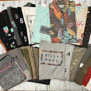 ビラボン(billabong)のBillabong ビラボン まとめ売り(Tシャツ/カットソー(半袖/袖なし))
