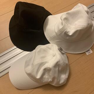 GU - 帽子 セット