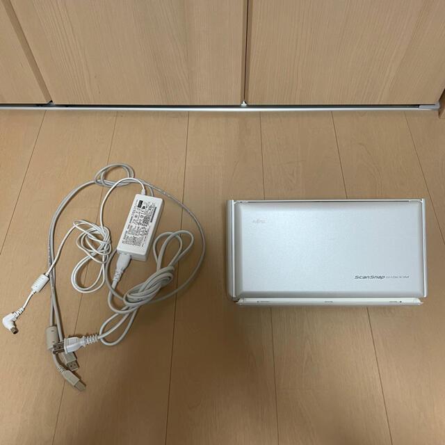 富士通(フジツウ)のFujitsu ScanSnap s1500m(スキャンスナップ) スマホ/家電/カメラのPC/タブレット(PC周辺機器)の商品写真