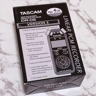 テスコム(TESCOM)のTESCOM DR-05 PCMレコーダー(その他)