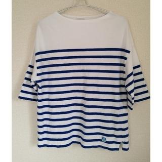 ORCIVAL - ORCIVAL  オーシバル フレンチセーラーTシャツ