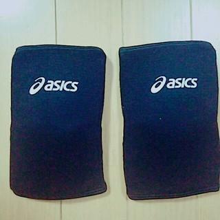 アシックス(asics)のバレーボール肘サポーター美品(バレーボール)