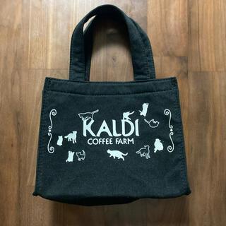 カルディ(KALDI)のカルディ ネコの日バッグ ミニトートバッグ(トートバッグ)